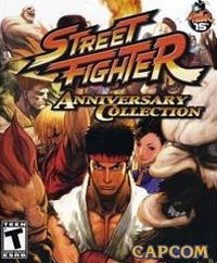 Game Box for Street Fighter Anniversary Collection (XBOX)