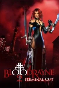BloodRayne 2: ReVamped (PS4 cover