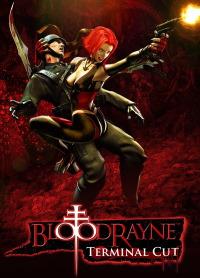 BloodRayne: Terminal Cut (PC cover