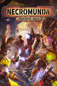 Necromunda: Underhive Wars (PC cover
