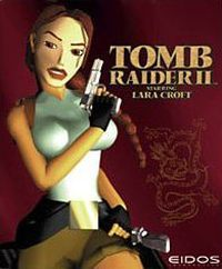 Tomb Raider II: The Dagger of Xian (PC cover