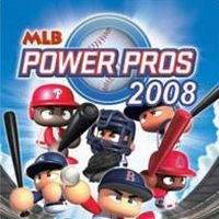 Okładka MLB Power Pros 2008 (NDS)