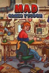 Okładka Mad Games Tycoon (PC)