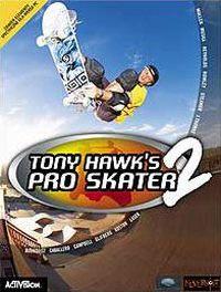 Okładka Tony Hawk's Pro Skater 2 (PC)