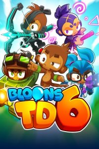 Bloons TD 6 (PC cover
