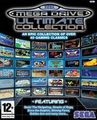 Sega Mega Drive Ultimate Collection (PS3 cover