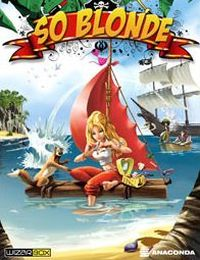 Okładka So Blonde: Back to the Island (Wii)