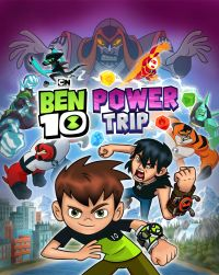 Okładka Ben 10: Power Trip (PC)