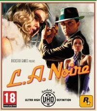 Game Box for L.A. Noire (PS3)