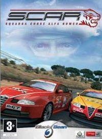 Okładka S.C.A.R.: Squadra Corse Alfa Romeo (PC)