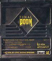 Okładka Final Doom (PS1)