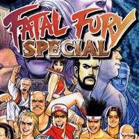 Game Box for Fatal Fury Special (AND)