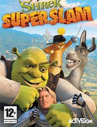 Okładka Shrek SuperSlam (PS2)