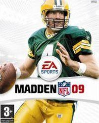 Okładka Madden NFL 09 (PS3)