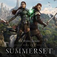 Game Box for The Elder Scrolls Online: Summerset (PC)