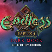 Okładka Endless Fables 3: Dark Moor (iOS)