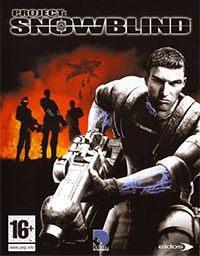 Project: Snowblind (PC cover