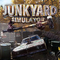 Okładka Junkyard Simulator (PC)