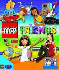 Lego Friends Pc Nds 3ds Gryonlinepl