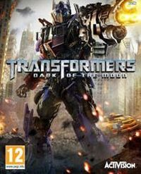 Okładka Transformers: Dark of the Moon (X360)