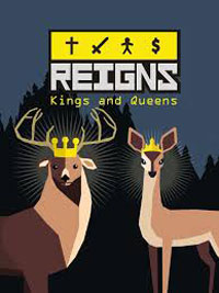 Okładka Reigns: Kings & Queens (Switch)