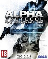 Game Box for Alpha Protocol (PC)