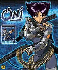 Game Box for Oni (PC)