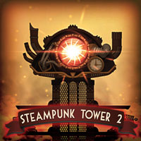Okładka Steampunk Tower 2 (PC)