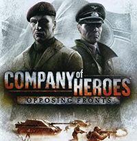 Okładka Company of Heroes: Opposing Fronts (PC)