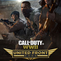 Okładka Call of Duty: WWII - United Front (PS4)