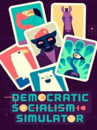Okładka Democratic Socialism Simulator (AND)