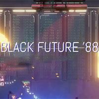 Game Box for Black Future '88 (PC)