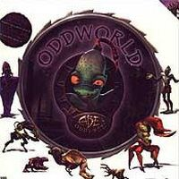 Game Box for Oddworld: Abe's Oddysee (PC)
