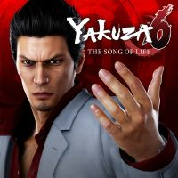 Game Box for Yakuza 6: The Song of Life (PC)