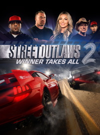Street Outlaws 2: Winner Takes All (PS4 cover
