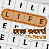 Game Box for One Word by POWGI (PS4)