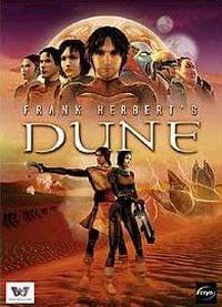Okładka Frank Herbert's Dune (PS2)