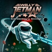 Game Box for Willy Jetman: Astromonkey's Revenge (AND)