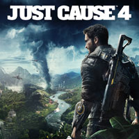 Game Box for Just Cause 4 (PC)