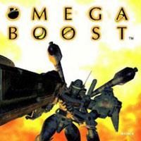 Okładka Omega Boost (PS1)