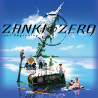 Okładka Zanki Zero: Last Beginning (PC)
