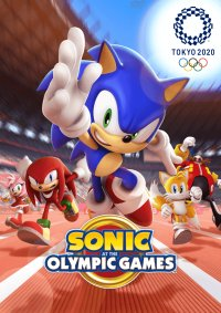 Okładka Sonic at the Olympic Games: Tokyo 2020 (AND)