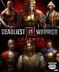 Okładka Deadliest Warrior: Legends (X360)