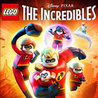 Game Box for LEGO The Incredibles (PC)