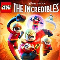 Okładka LEGO The Incredibles (PS4)