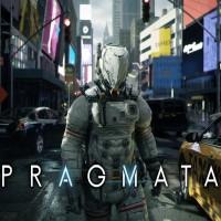 Okładka Pragmata (PC)
