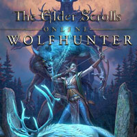 Game Box for The Elder Scrolls Online: Wolfhunter (PC)