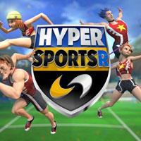 Okładka Hyper Sports R (Switch)