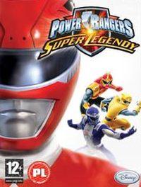 Okładka Power Rangers: Super Legends (PC)