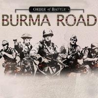 Okładka Order of Battle: Burma Road (PC)